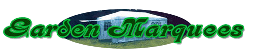 Garden Marquees and Party Tents from Pineapple Leisure Telford UK